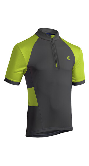 Cube Tour Challenge - Maillot manches courtes Homme - vert/olive